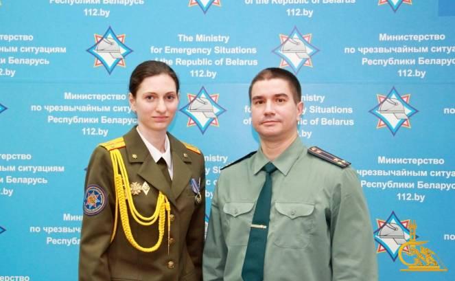Представитель УГЗ Анастасия Соколова – лауреат Республиканского конкурса научных работ студентов