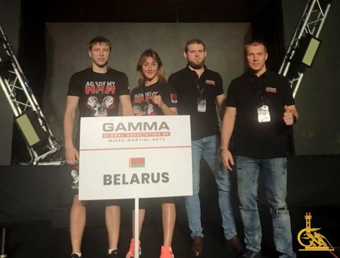 Ольга Комарова из УГЗ стала бронзовым призером чемпионата мира по ММА