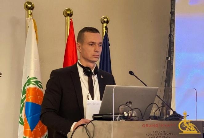 Образовательные программы УГЗ презентованы на конференции МОГО в Абу-Даби (обновлено)