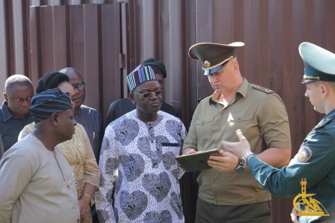 Руководители штатов Бенуэ и Экити из Нигерии заинтересованы в подготовке своих специалистов в УГЗ