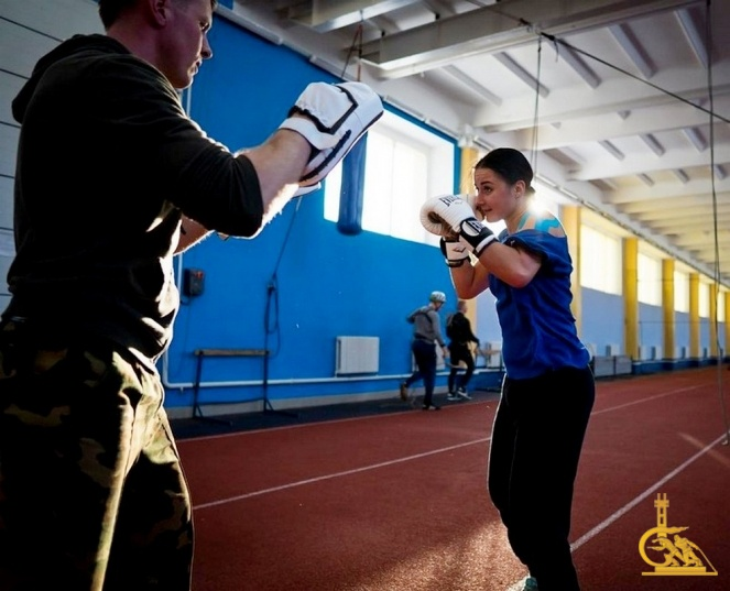 Спортсменка из вуза МЧС представит страну на чемпионате мира по рукопашному бою 2019 года