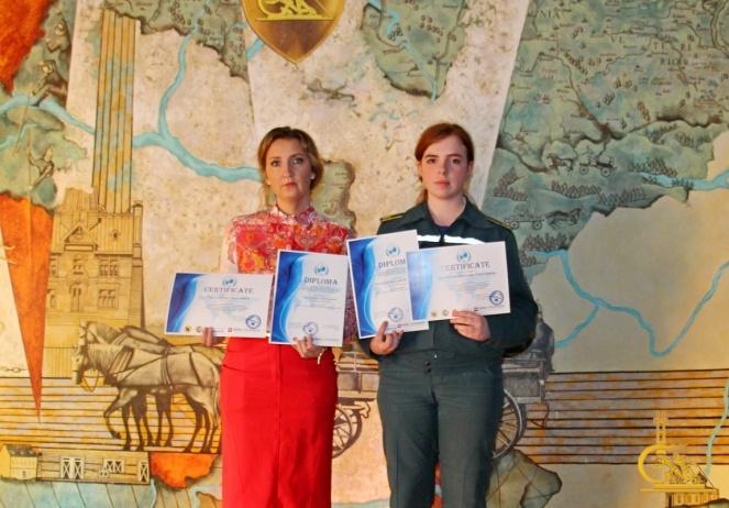 Научная работа представителей УГЗ отмечена Дипломом I степени на международной конференции