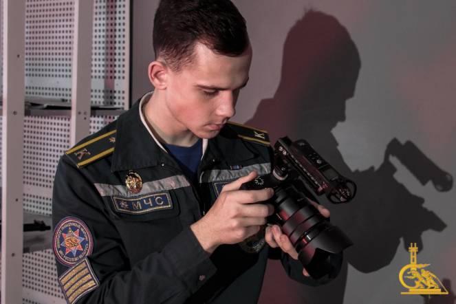 Видео курсанта университета МЧС отмечено спецпризом всероссийского конкурса