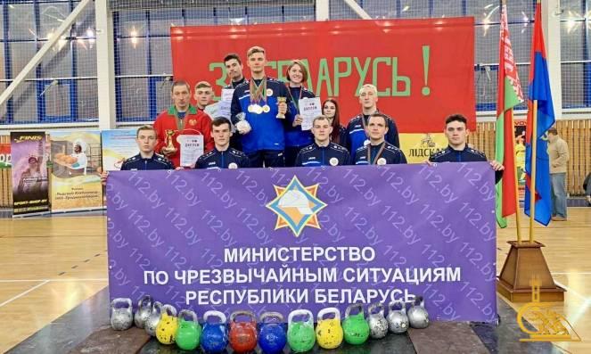 Победа в Рождественском кубке по гиревому марафону и новый мировой рекорд
