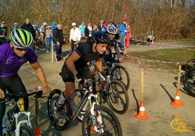 Республиканская универсиада по велосипедному спорту: наши на третьем месте
