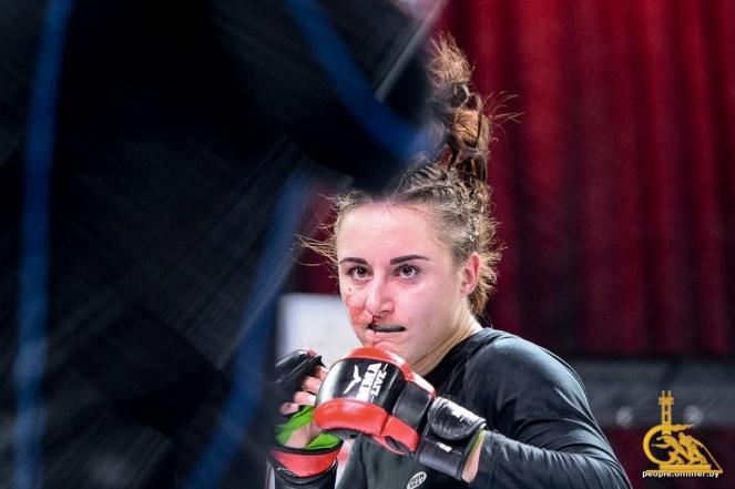 Спасатель из вуза МЧС представит Беларусь на чемпионате Европы по ММА