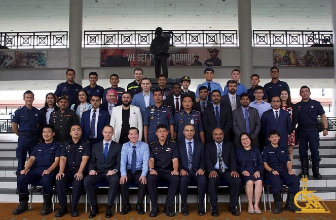 Белорусские спасатели получили сертификаты инструкторов ОЗХО