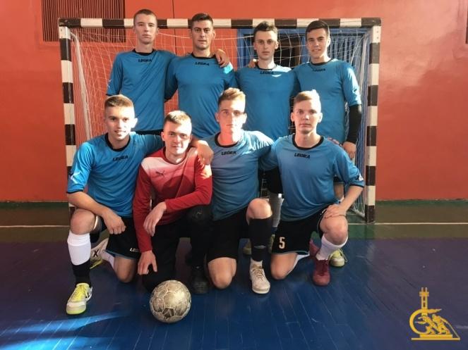 Спортсмены УГЗ – победители ежегодного чемпионата Заводского района по мини-футболу