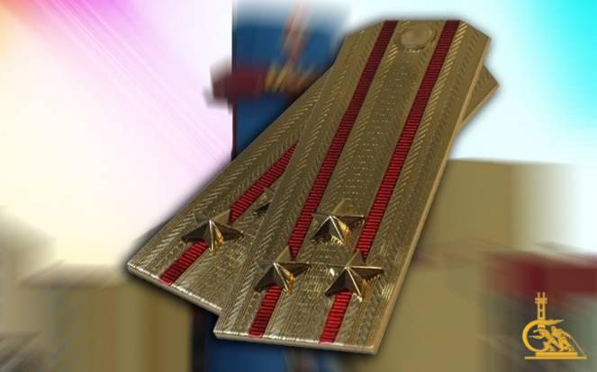 Указом Президента Дмитрию Арестовичу присвоено очередное специальное звание