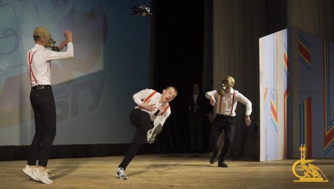 КВНщики из вуза МЧС выступят в сезоне 2019 года Открытой лиги КВН БГУ
